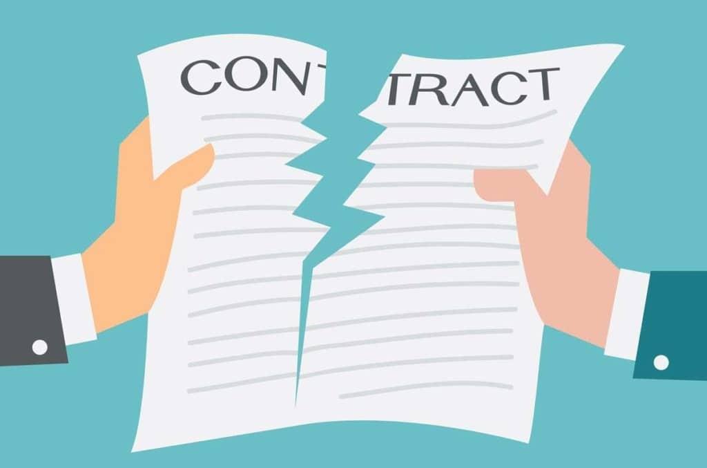 Timeshare Contract Breach